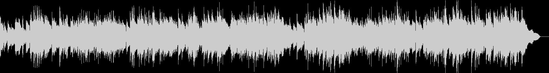 G線上のアリア/バッハ・アコギの未再生の波形