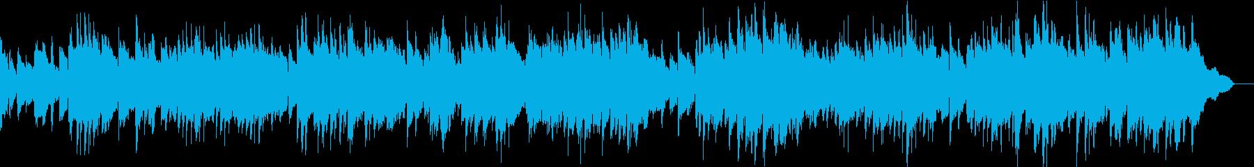 G線上のアリア/バッハ・アコギの再生済みの波形