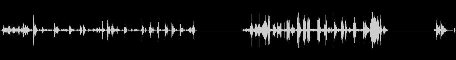 サイバージャバー、SCI FI、3...の未再生の波形