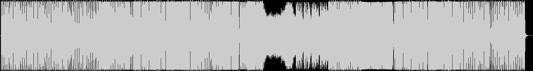 Bass House/EDMの未再生の波形
