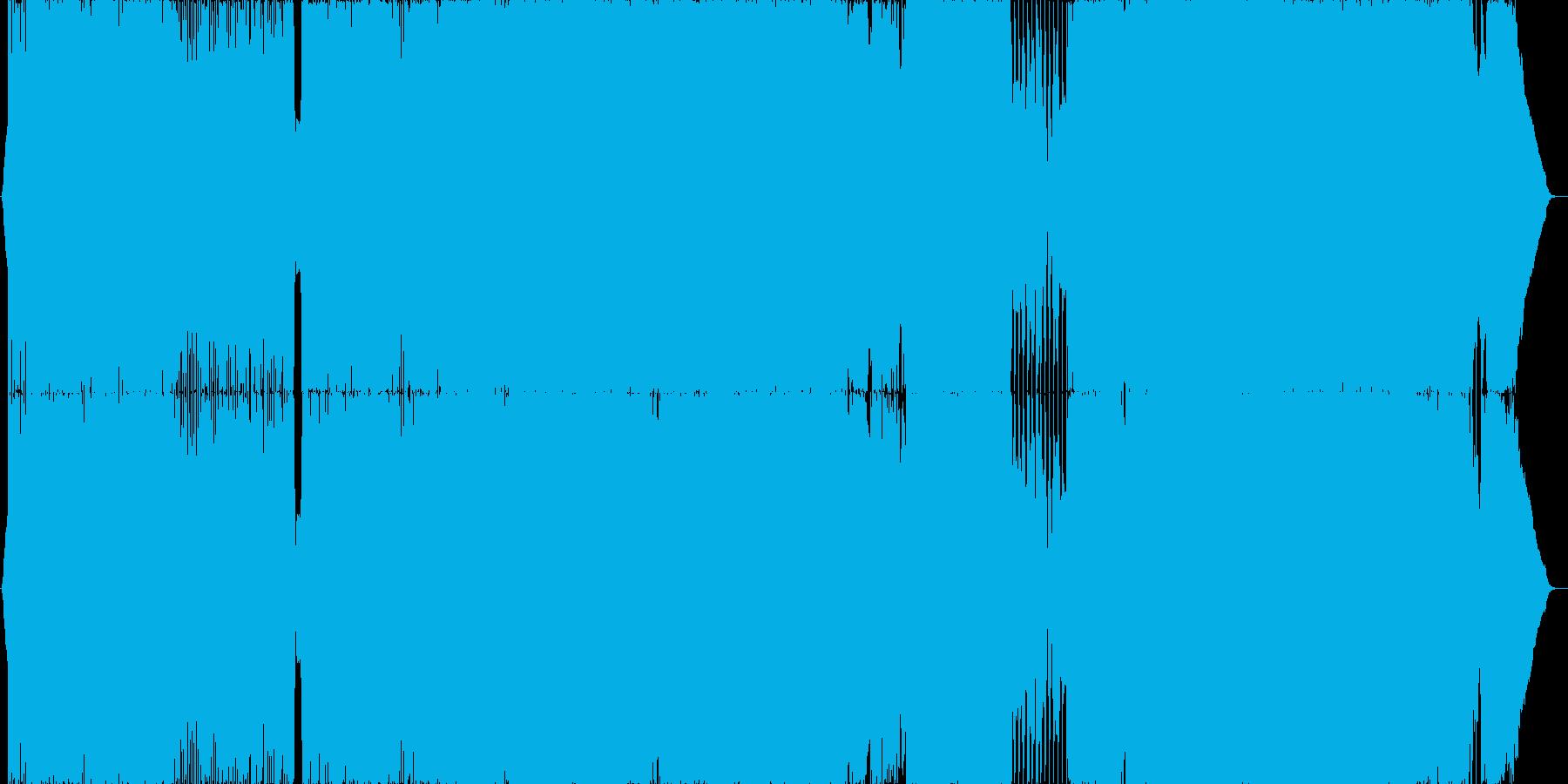 冷静と情熱の間、突き刺さるメロディの再生済みの波形