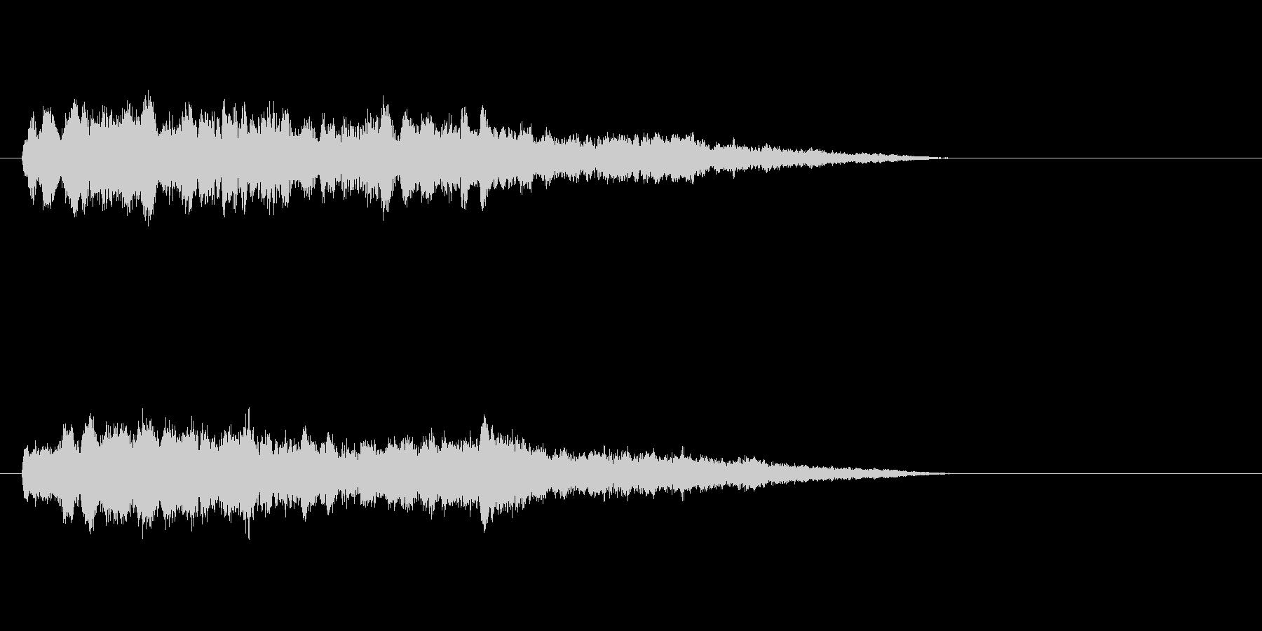 テーマ28:弦楽器、ピアノの未再生の波形