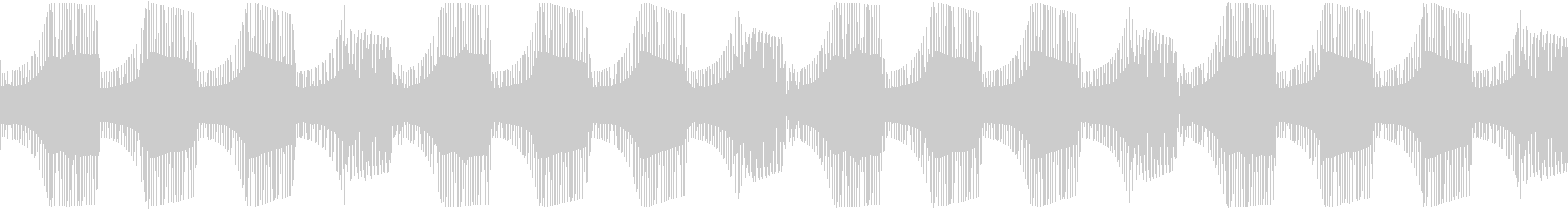 Techno ベース 7 音楽制作用の未再生の波形
