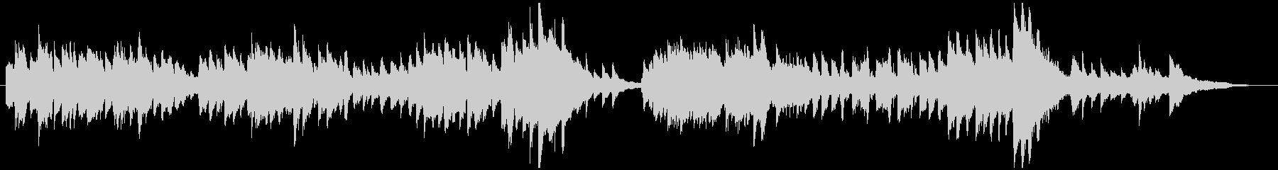 音楽的な楽曲 クラシカルの未再生の波形