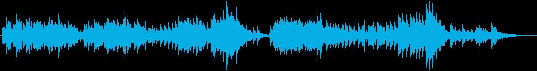 音楽的な楽曲 クラシカルの再生済みの波形