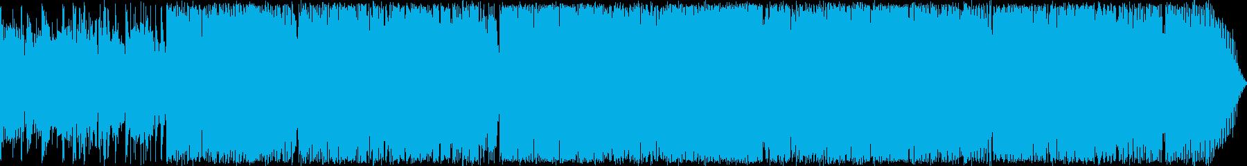 ポップ 電子打楽器 技術的な 説明...の再生済みの波形