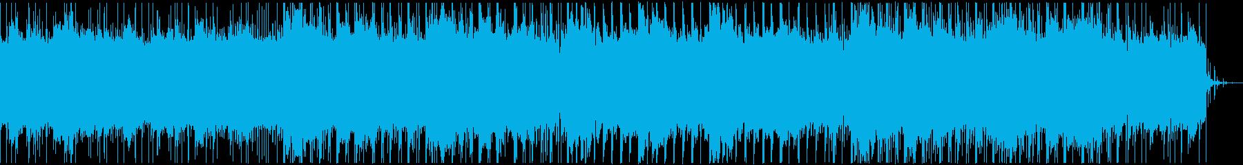 エレクトロニック 技術的な 希望的...の再生済みの波形