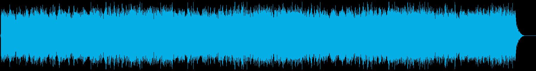 ゲーム戦闘シーン★EPIC★オーケストラの再生済みの波形
