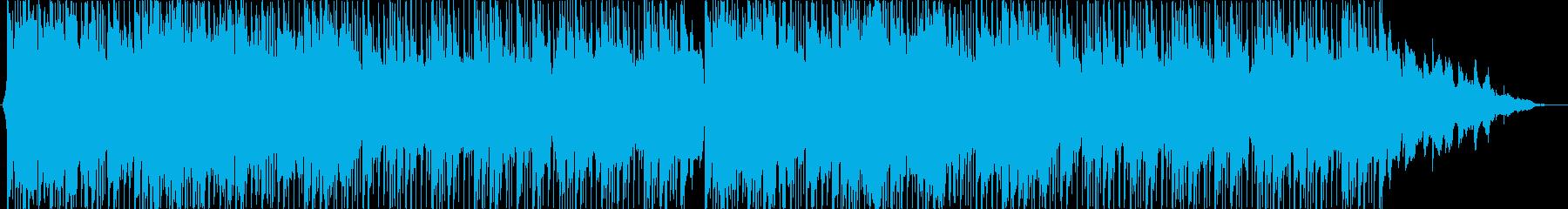 ニューエイジ研究所柔らかく高揚する...の再生済みの波形