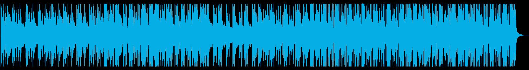 ピアノ/シンプル/R&B_No443_2の再生済みの波形