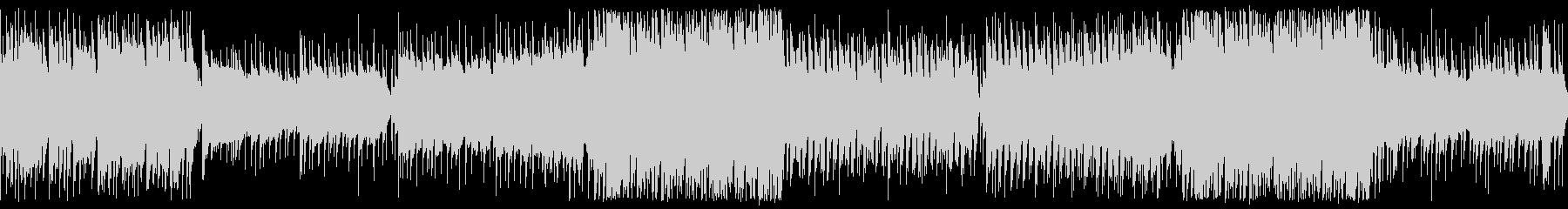 【ループ版】和風EDM・お祭りの…の未再生の波形