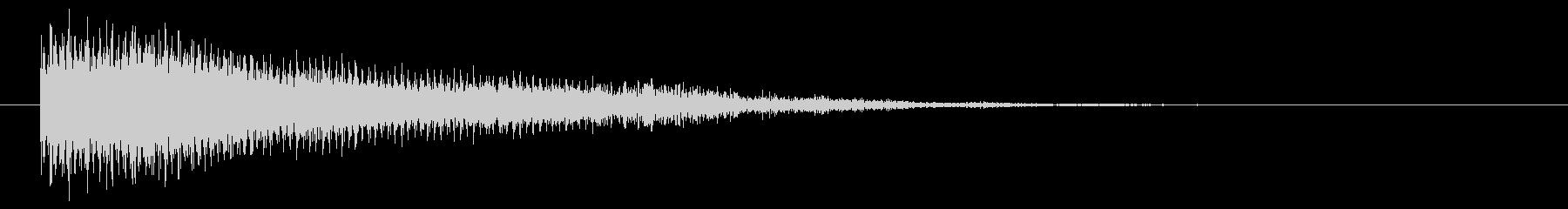 (デデーン)アウト_ガキ_パロディの未再生の波形