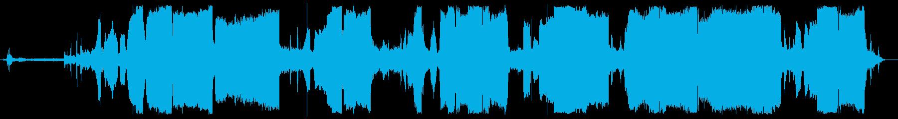 SC。レーシング; SCの内部スタ...の再生済みの波形
