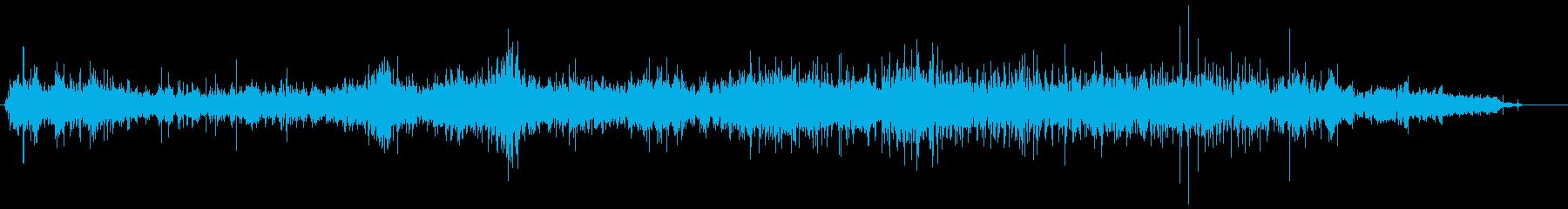 オープンホースドローキャリッジ;コ...の再生済みの波形