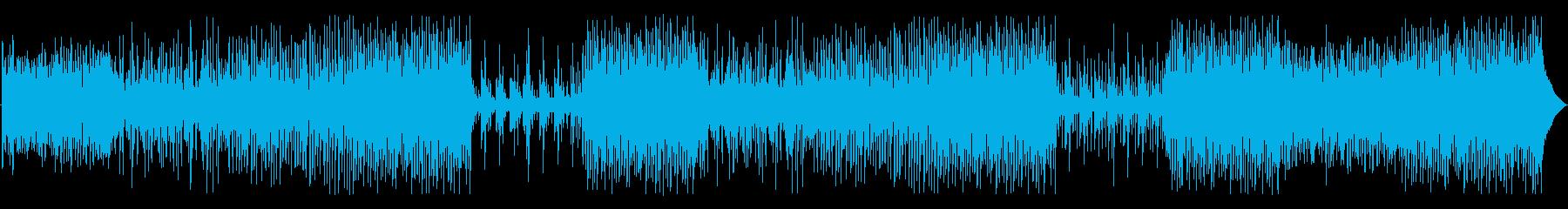 モダンな要素と伝統的な要素がミック...の再生済みの波形