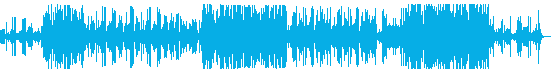 MelancholyChillOutの再生済みの波形