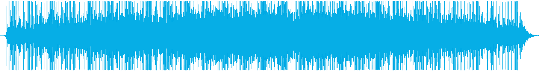Corporate Music's reproduced waveform