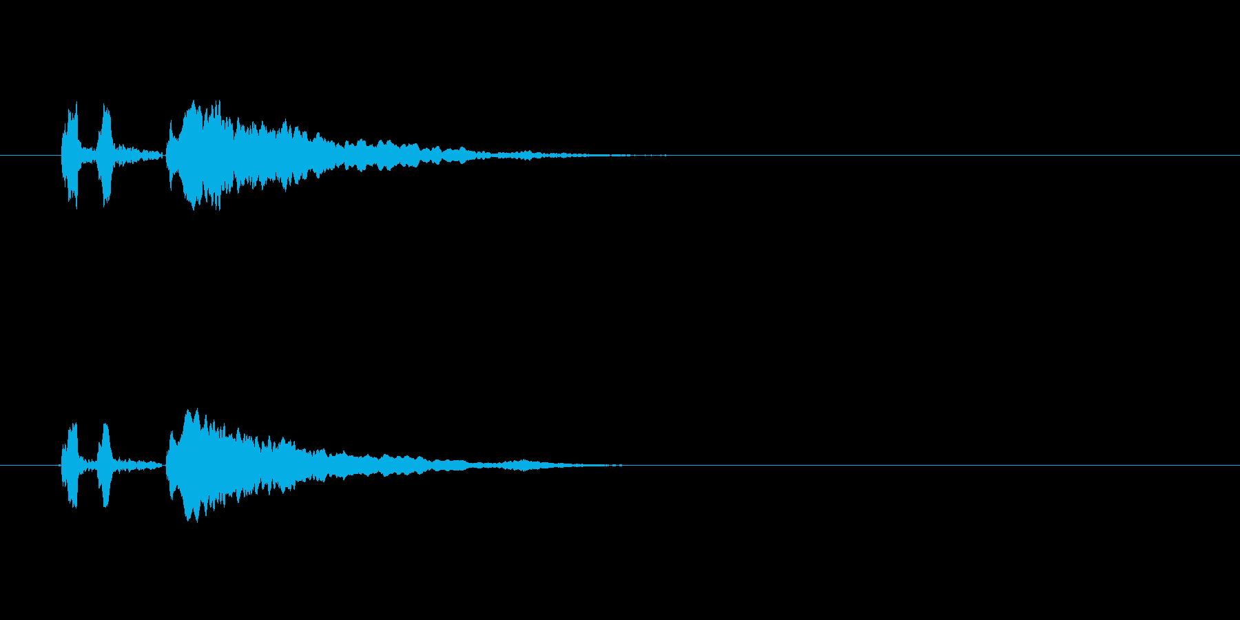 動物オオカミ人間シミュレーション-...の再生済みの波形