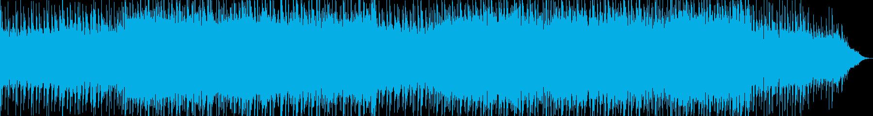 オープニング企業VPイベント-10の再生済みの波形