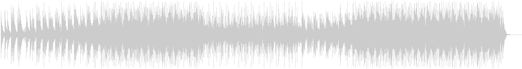 夜のChillファンクジャズ-メロウの未再生の波形