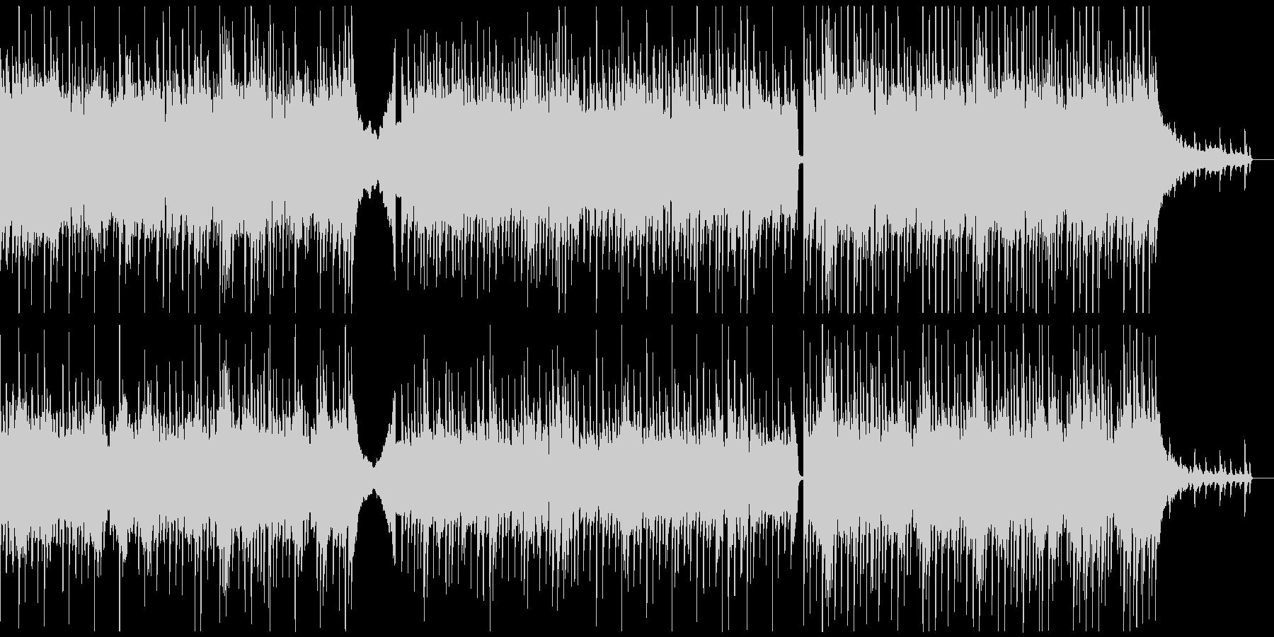 ストリング ピアノ キャッチー ロングの未再生の波形