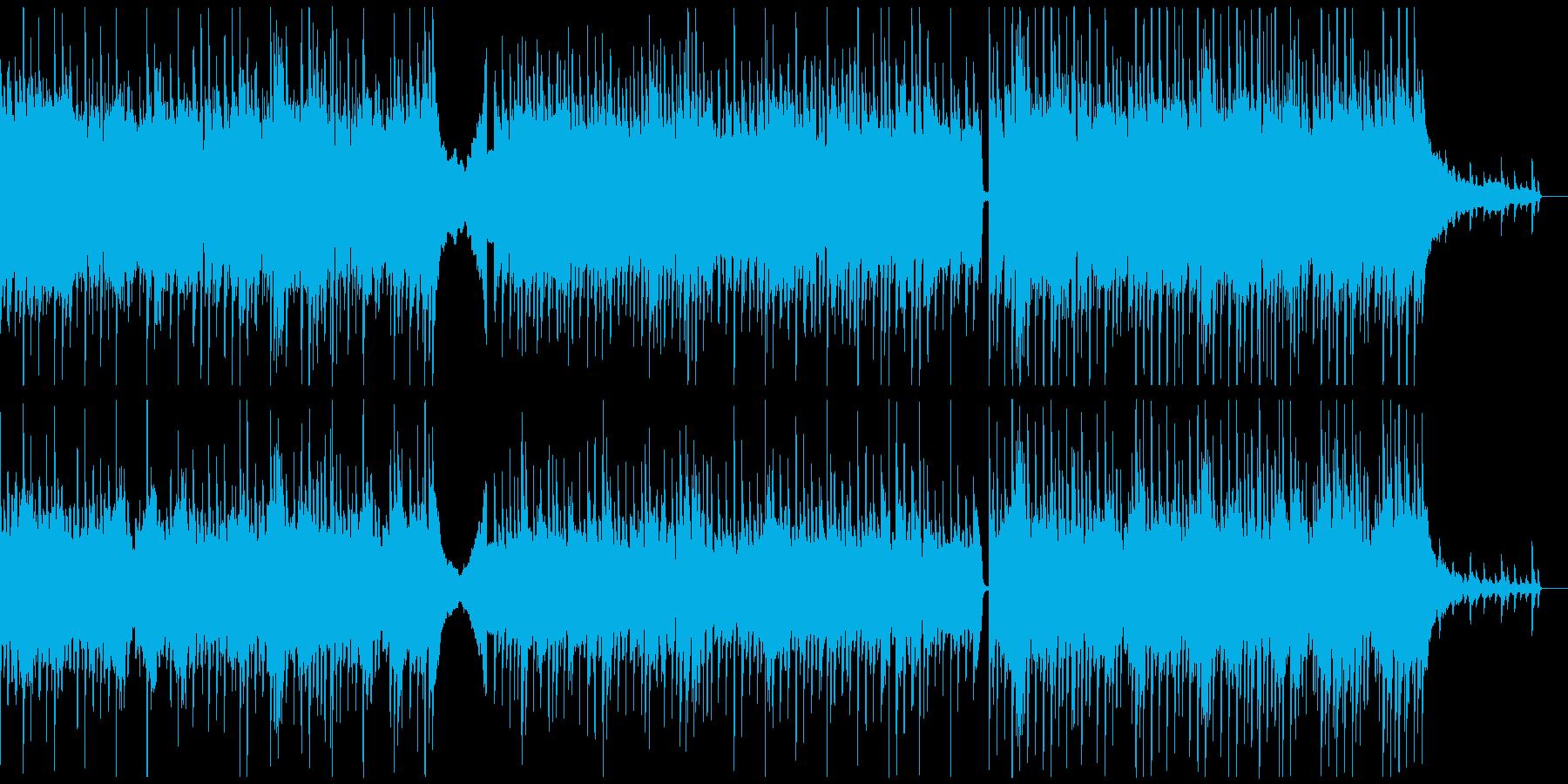 ストリング ピアノ キャッチー ロングの再生済みの波形