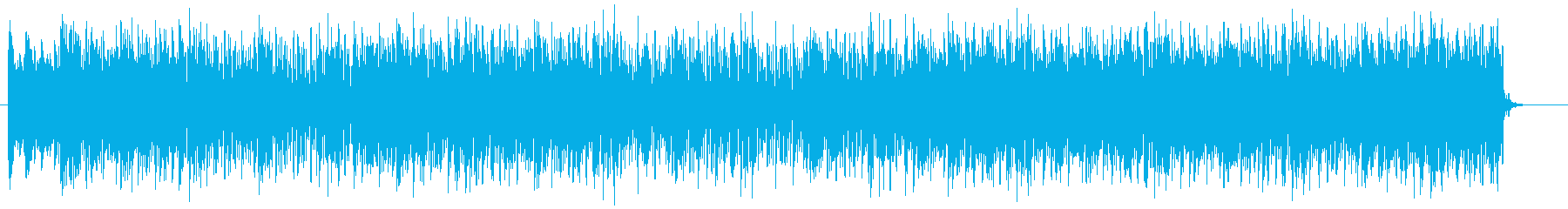 A solid sense of lock that overflows's reproduced waveform
