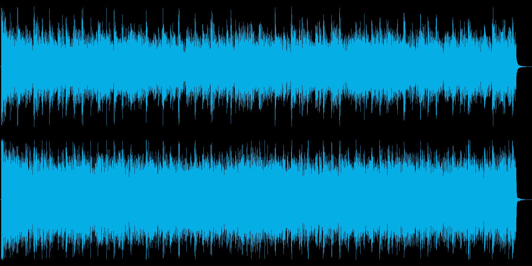 重厚/シンプル/ロック_No600_4の再生済みの波形