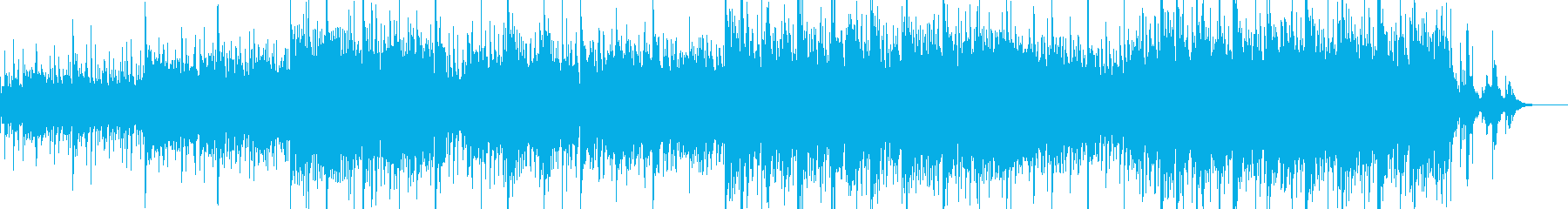 アコースティック・ラウンジの再生済みの波形