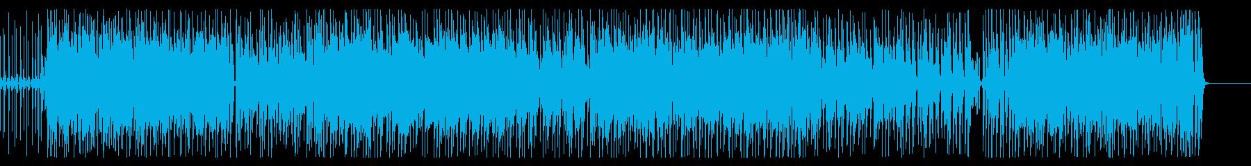 なごやかで牧歌的なポップスの再生済みの波形