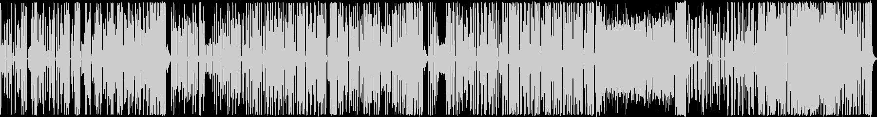 楽しいイメージのシンセポップ ループ可の未再生の波形