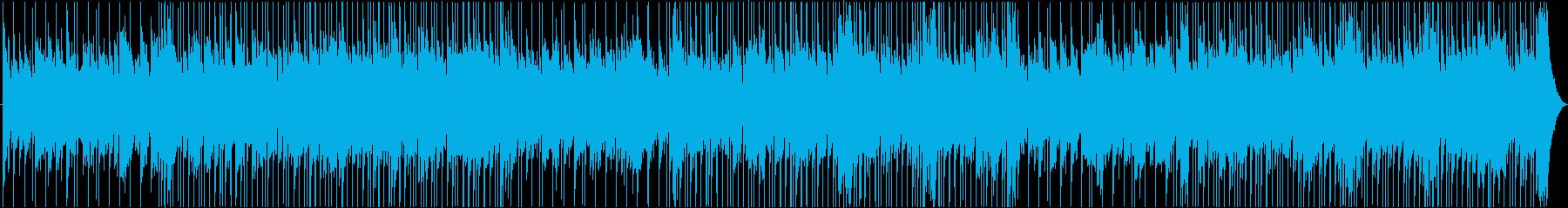 リラックス気分のカントリーソングの再生済みの波形