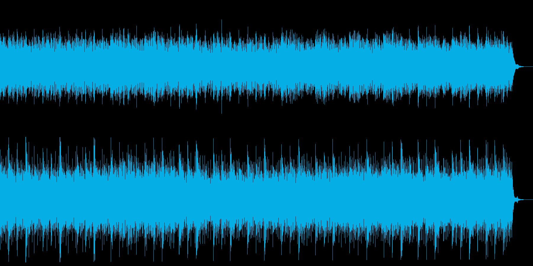 企業VP 爽やか ピアノポップ 透明の再生済みの波形