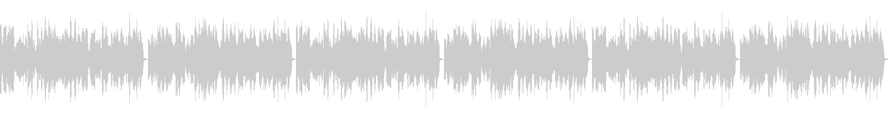 アイネクライネナハトムジークのループ仕様の未再生の波形