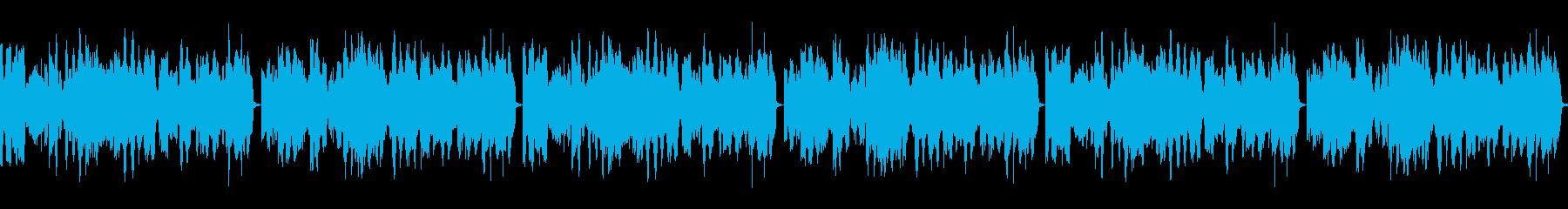 アイネクライネナハトムジークのループ仕様の再生済みの波形