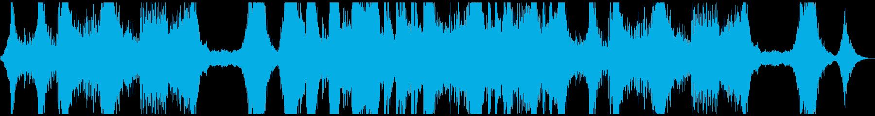 緊急のオーケストレーションは、この...の再生済みの波形