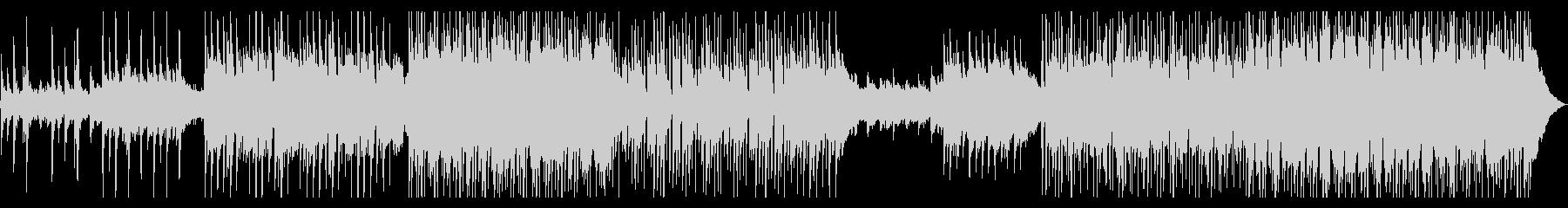 中期ビートルズ風サイケピアノポップの未再生の波形