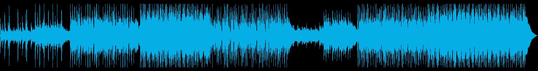 中期ビートルズ風サイケピアノポップの再生済みの波形