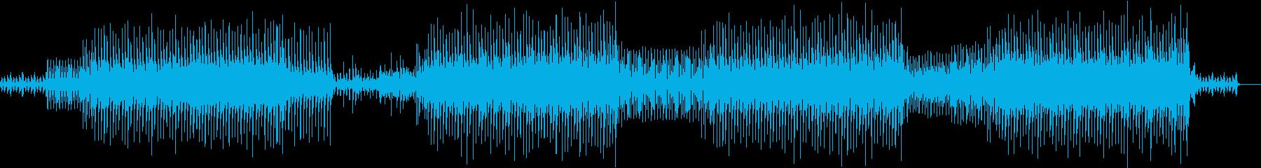 チルアウトレゲエの再生済みの波形