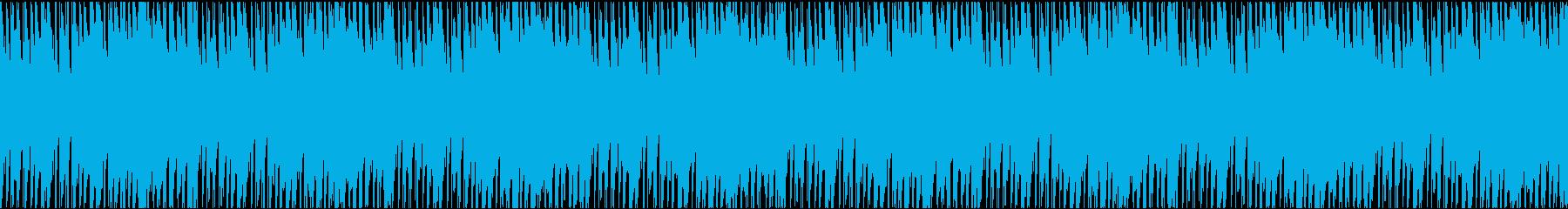 企業PR_ウクレレ_口笛メロ有りLoopの再生済みの波形