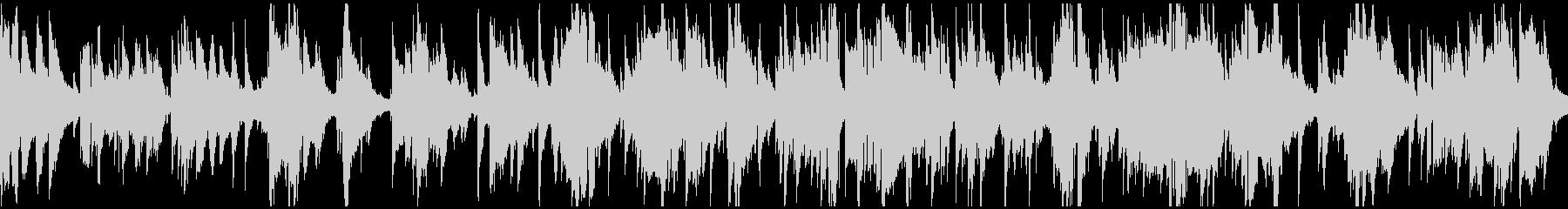 素敵なムードのジャズバラード ※ループ版の未再生の波形