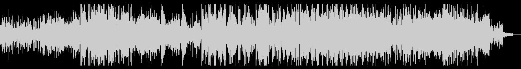 アトモスフィリックなアンビエントIDMの未再生の波形