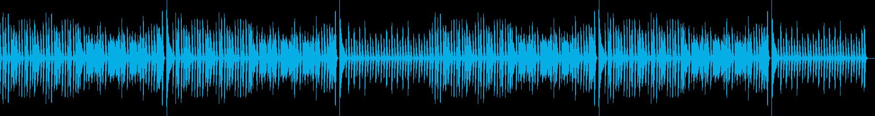 YouTube・会話・トーク・楽しいの再生済みの波形
