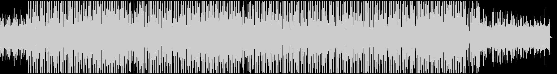 クールで軽快なbassmusic系EDMの未再生の波形