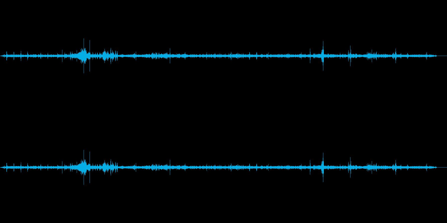 お気に入りのケージ-ショップ-イン...の再生済みの波形