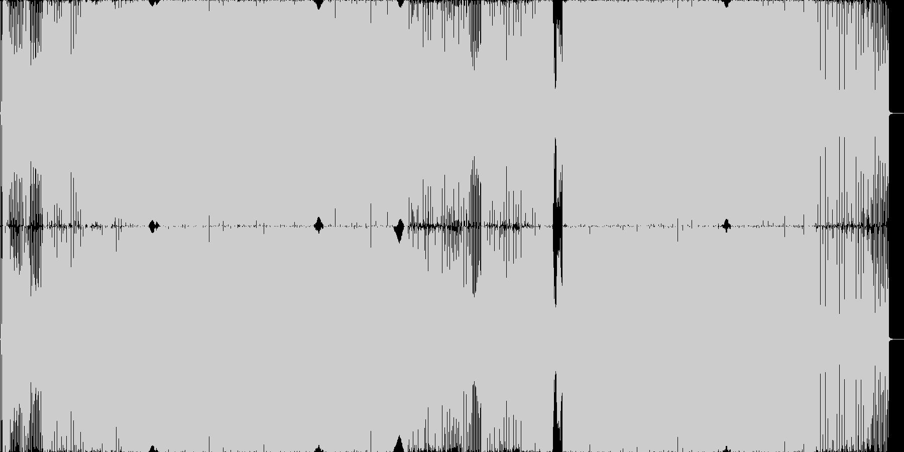 【イベント・映像向け】アイドル系EDMの未再生の波形