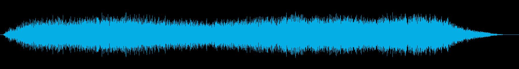 ファントムメカニクスの再生済みの波形