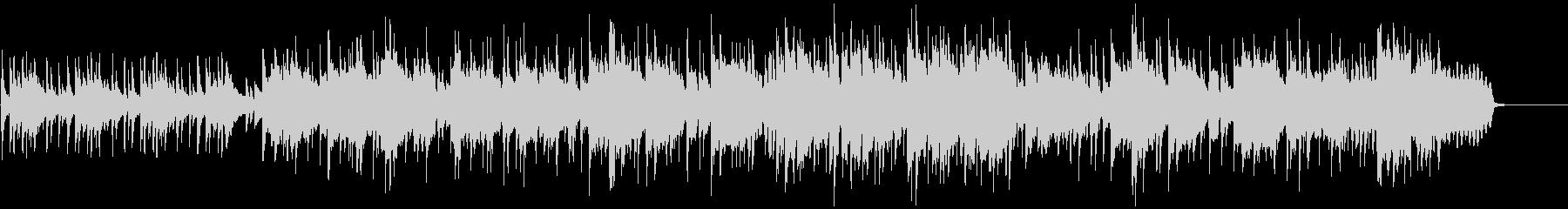穏やか・爽やかなアコーディオンのボサノバの未再生の波形