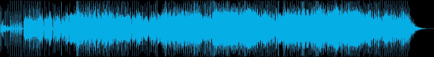 ほろ苦いムードのハートランドアメリ...の再生済みの波形