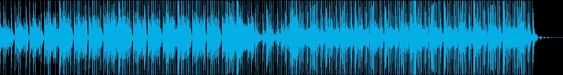 ワールド 民族 ポップ ロック ア...の再生済みの波形
